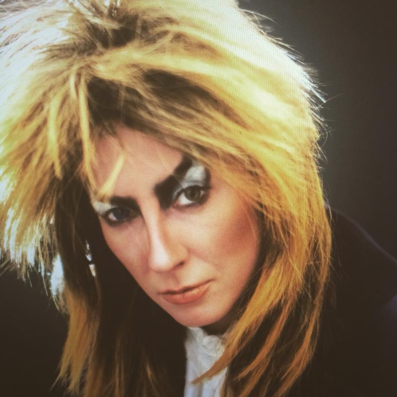 Bonjour Makeup - Jareth the Goblin King from labyrinth