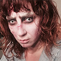 Bonjour Makeup - Halloween The Exorcist